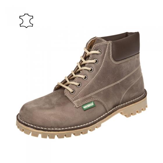 176589cd724 092050K Farmářka - kotníková kapučíno. Zpět na  Pracovní obuv