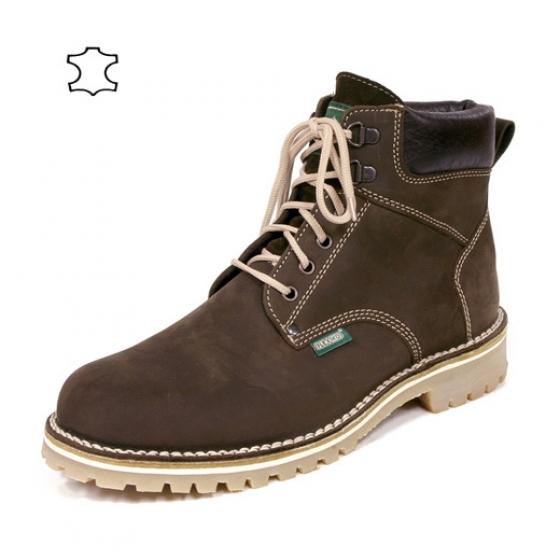 abf55fa3def 092130-NX Farmářka - kotníková beran - zimní. Zpět na  Pracovní obuv